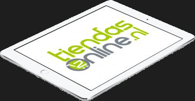 tiendas online webshop responsive op ipad