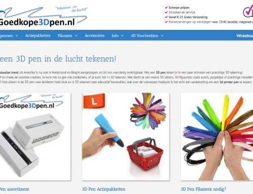 goedkope3Dpen.nl (verkocht juni 2018)