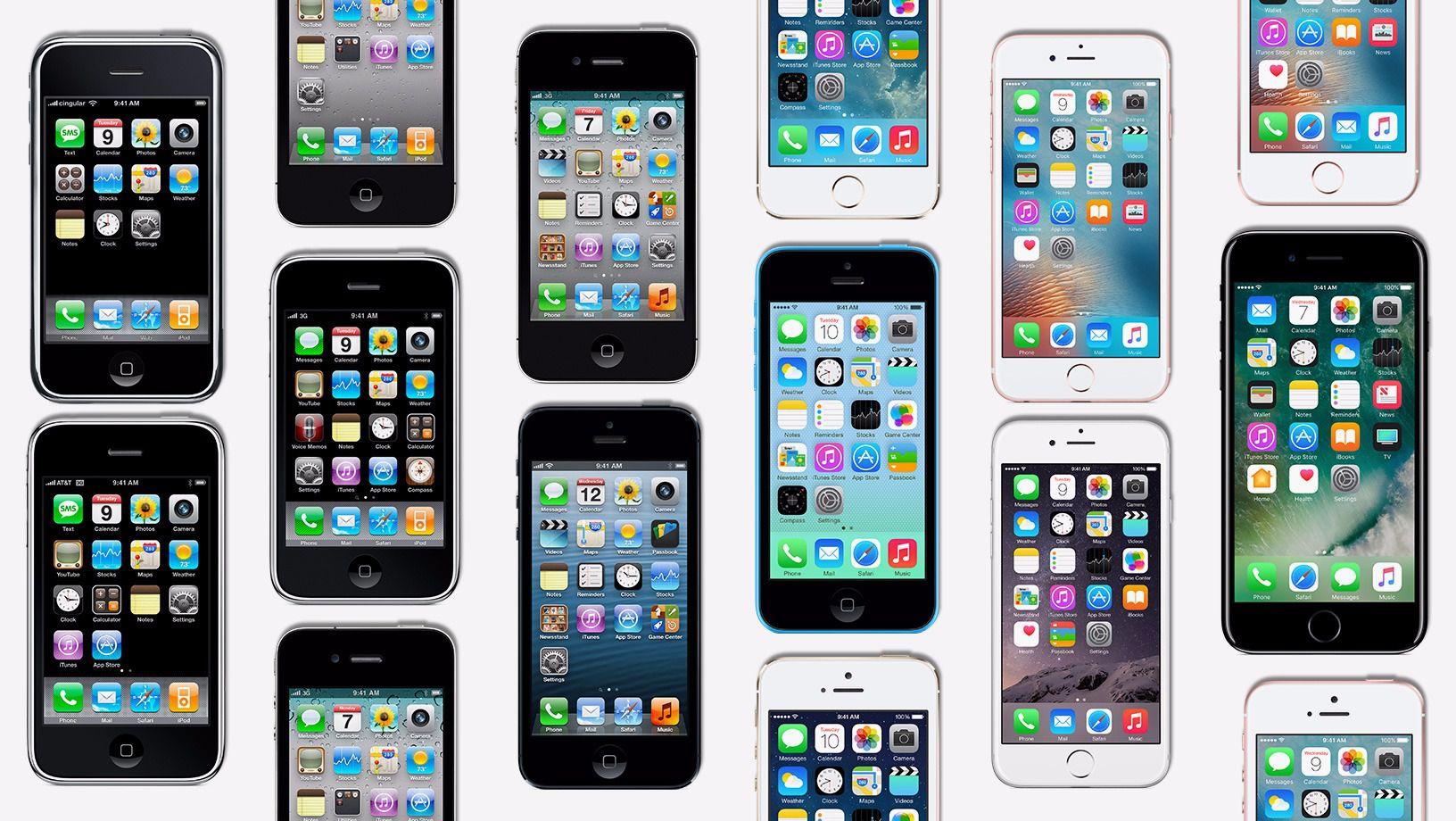 used-iphones-eu webshop creatie door Tiendas Online